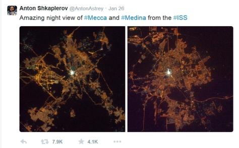 @AntonAstrey-abadikan-kota-Makkah-Madinah